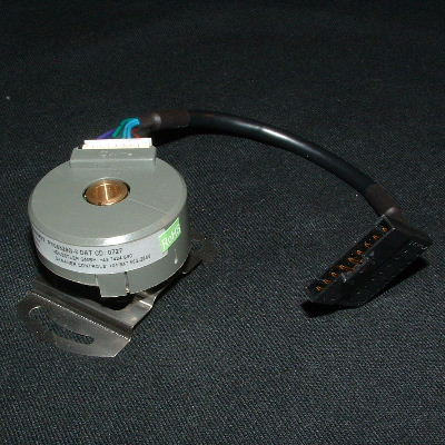 Encoders Used on Centroid Controls on