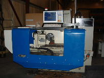 Wickman Ring Grooving Lathe